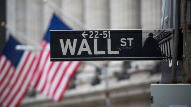 Wall Street surged on Wednesday as oil prices recovered some ground.