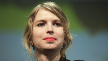 Chelsea Manning in 2018.
