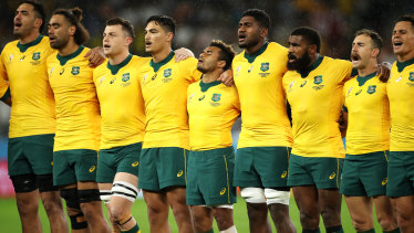 When will the Wallabies play again? Australian rugby is in a fight for survival as the coronavirus pandemic bites.