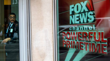 The Fox News channel has dominated US conservative politics