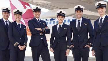 Qantas has offered a range of options to its pilots.
