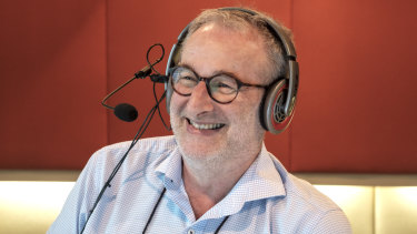 Jon Faine bows out with the utmost respect of Melbourne listeners.