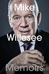 Mike Willesee's Memoirs, released in 2017.