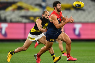 Melbourne and Richmond are set to return to Anzac Eve at the MCG.