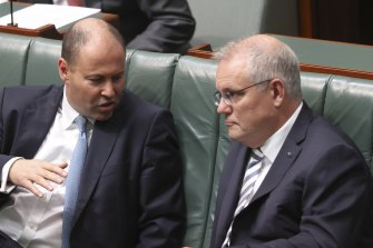 The ban on Australians leaving their own country Scott Morrison announced last March will be a key but unrecognised feature in the fiscal recovery Josh Frydenberg unveils in his post-pandemic budget.