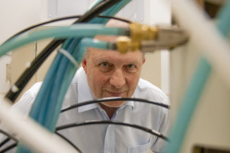 Professor Dmitri Golberg is a materials scientists and physicist based at QUT