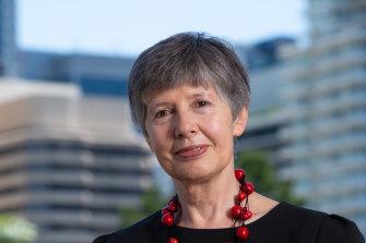 World Health Organisation adviser Distinguished Professor Lidia Morawska.