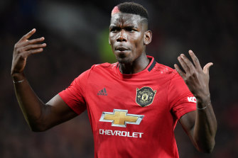 Paul Pogba didn't take criticism from Scottish football great Graeme Souness well.