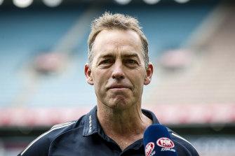 Alastair Clarkson will be an advisor to Tasmania's AFL taskforce.