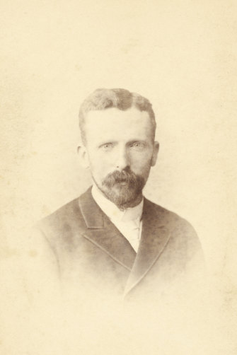 Theo van Gogh, art dealer and younger brother of Vincent.