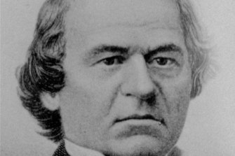 Andrew Johnson, the 17th US president, was impeached in 1868.