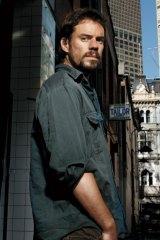 Australian actor Tom Long in 2006.