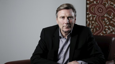David Thodey has made wide-ranging recommendations to improve the public service.