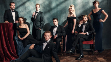 """From an """"accidental"""" start, VOCES8 have found huge success."""