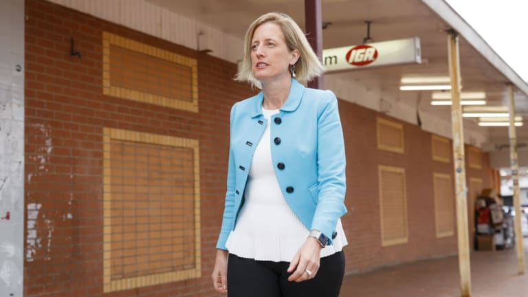Katy Gallagher believes the whole citizenship drama will make her a better politician.