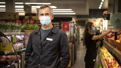 After 'chopping off all our limbs', Brad Banducci is ready for a new Woolworths