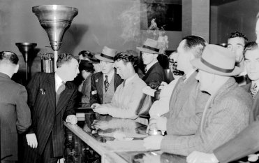 From the Archives, 1946: Rush for luxury items as city store re-opens