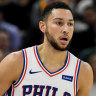 NBA wrap: Simmons and 76ers belt Cavs