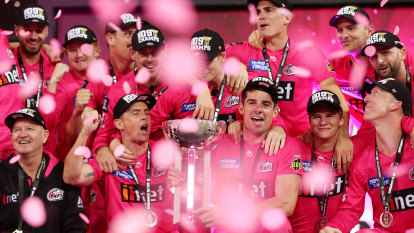 Seven swings and misses on Big Bash League