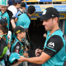 Smith and de Villiers set for Gabba blockbuster