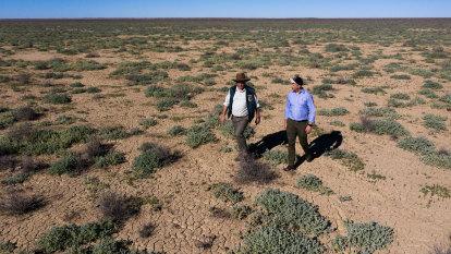 Matt Kean added 202,000ha of national parks. Now he wants another 200,000ha