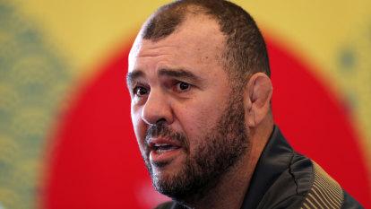 'Us versus everyone else': Cheika fires up at Hodge, Australia critics