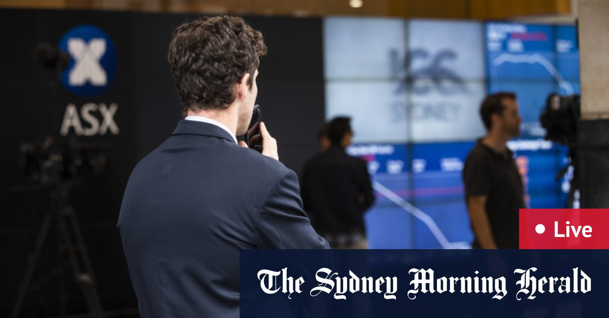 ASX dips; Myer profits rise; Xero makes EU acquisition – The Sydney Morning Herald