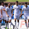 Bulls hold off fast-finishing Jets to score second A-League win