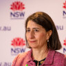 NSW sets daily record with 1218 new local cases, six deaths