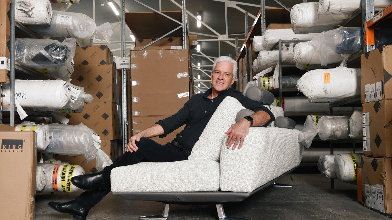 The King Of Australian Furniture Design