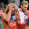 What help should the AFL give the struggling Suns?