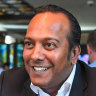 Nashen Moodley, director of the Sydney Film Festival.