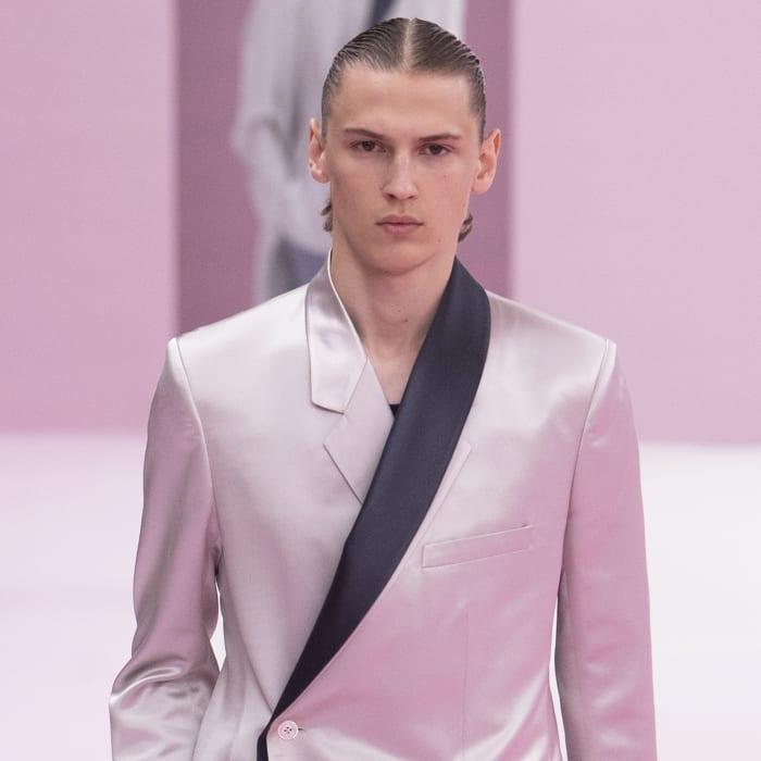 fec111ff25 Designers get the measure of fashion-forward men
