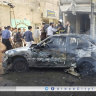 Bomb kills more than a dozen in Syrian town held by Turkey