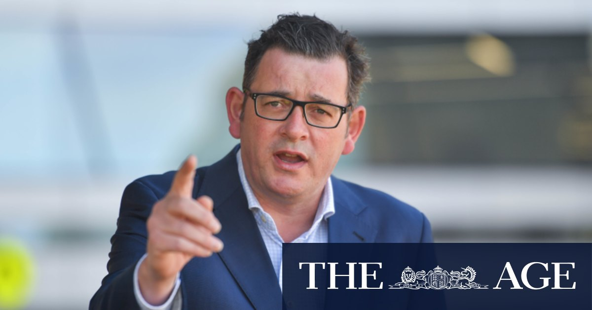 Andrews defends decision to ditch airport rail tunnel proposal – The Age