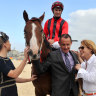 Records or no records, Chris Waller and Gai Waterhouse have immense respect for each other.