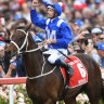 Winx is the wonder of the racing world, even in the US