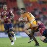 Jaguares outlast gutsy Reds in Brisbane