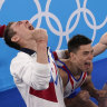 Russia celebrates huge medal haul in ROC disguise