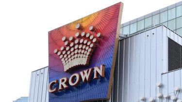 Crown Casino.