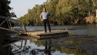 NSW Nationals leader and deputy Premier John Barilaro.