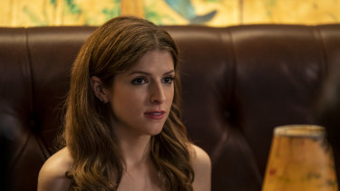 Anna Kendrick as Darby in Love Life.
