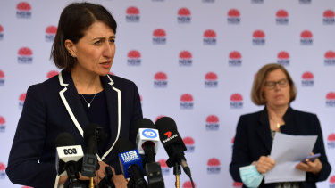 Premier Gladys Berejiklian and Chief Health Officer Kerry Chant provide an update on the northern beaches COVID cluster.