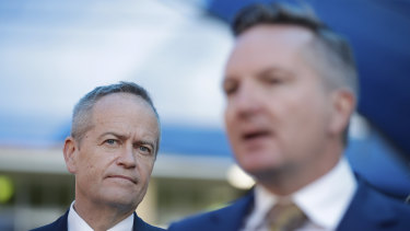 Bill Shorten and Chris Bowen lost after offering an ambitious tax reform agenda.