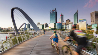 Elizabeth Quay is meant to be a focal point for Perth - but how can we make it more vibrant?