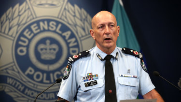 """Deputy Police Commissioner Steve Gollschewski says action will be taken over any """"blatant disregard"""" of public health directions."""