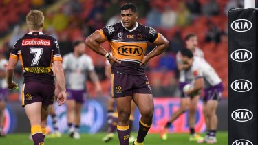 Tevita Pangai jnr is on the move. He will make a pit-stop at the Panthers before joining the Bulldogs.