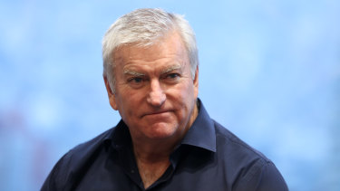 RFU chief executive Bill Sweeney is backing Australia's bid to host the 2027 event.