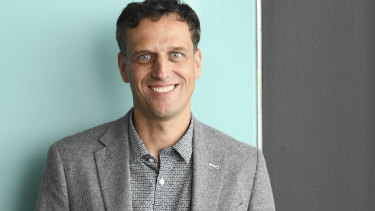 Amazon's Australian managing director, Rocco Braeuniger.