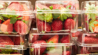 The Queensland strawberry industry is forecast to be worth $148 million in 2018-19.